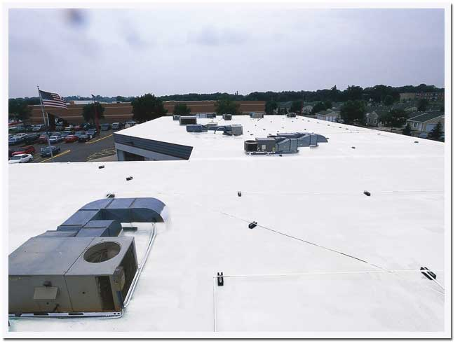 Cool Roof Solutions an Ohio Conklin Roofing contractor